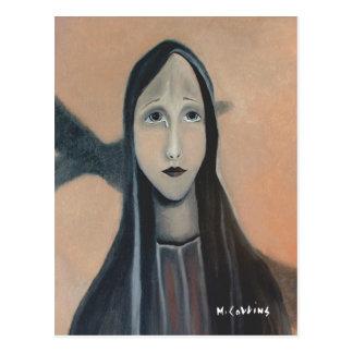 A Mother's Tear Postcard