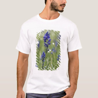 A mountain meadow of wildflowers including T-Shirt