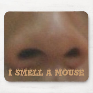 A MOUSE! MOUSE PAD