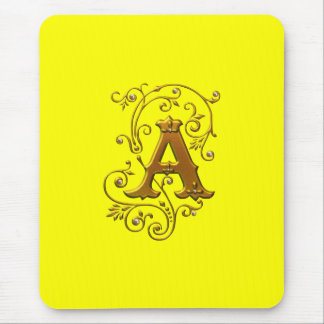 A MOUSE PAD