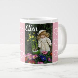 A mug for a lady