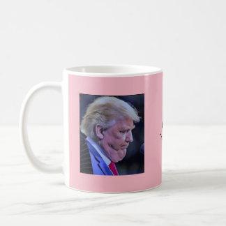 A mug that honors Donald Trumps abilities as Prez