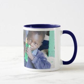 A mug to help AIDS orphans