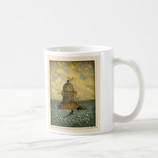 A Mug with a Silly Cosmology on It