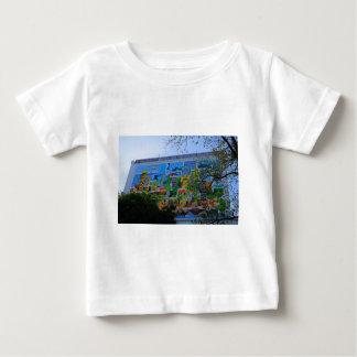 A Mural on the San Antonio Riverwalk Baby T-Shirt