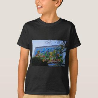 A Mural on the San Antonio Riverwalk T-Shirt