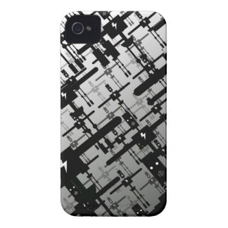 A Murder Of Crow-Bots Case-Mate iPhone 4 Cases