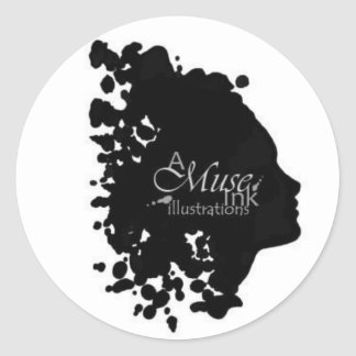 A-Muse-Logo stickers