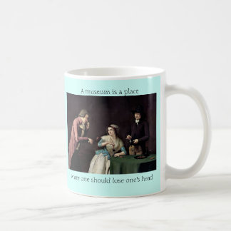 A Museum is a Place - Mug