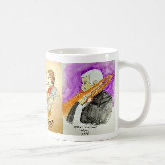 A Musically Designed Cup