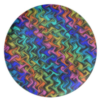 A Mystical Abstraction Plate
