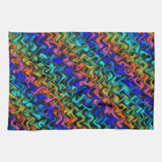 A Mystical Abstraction Towel