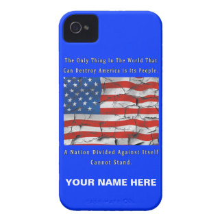 A Nation Divided Case-Mate iPhone 4 Cases