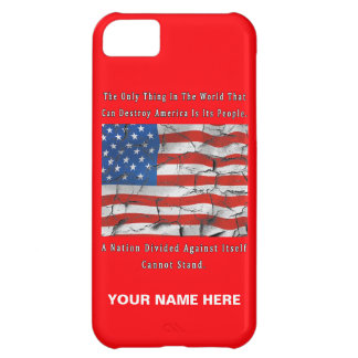 A Nation Divided Case-Mate iPhone Case