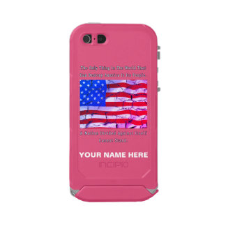 A Nation Divided Incipio ATLAS ID™ iPhone 5 Case