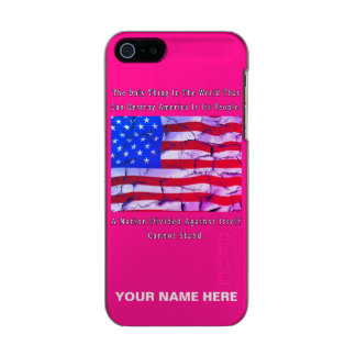 A Nation Divided Incipio Feather® Shine iPhone 5 Case