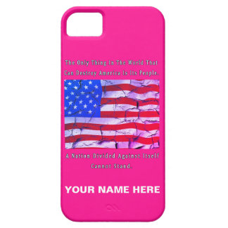 A Nation Divided iPhone 5 Covers