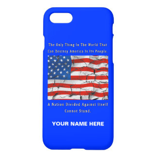 A Nation Divided iPhone 8/7 Case
