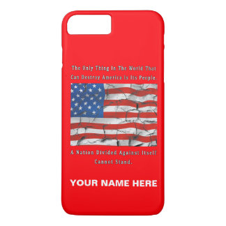 A Nation Divided iPhone 8 Plus/7 Plus Case