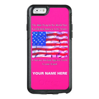 A Nation Divided OtterBox iPhone 6/6s Case