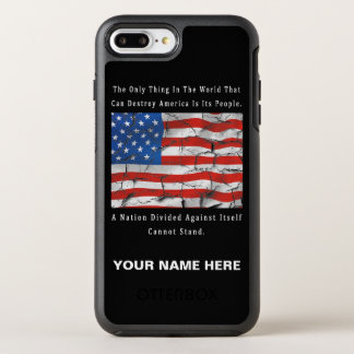 A Nation Divided OtterBox Symmetry iPhone 8 Plus/7 Plus Case