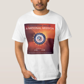 A National Mission T-Shirt