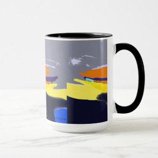 a nest mug