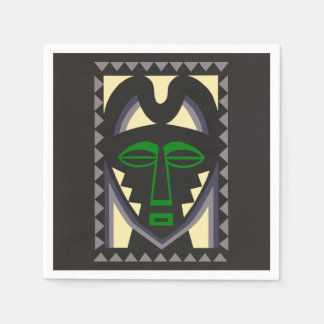 A New Beginning Kwanzaa Party Paper Napkins