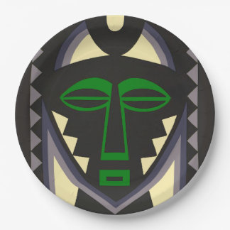 A New Beginning Kwanzaa Party Paper Plates