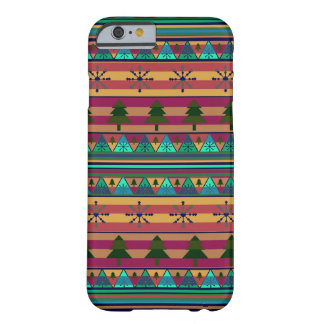 A new Christmas pattern Barely There iPhone 6 Case