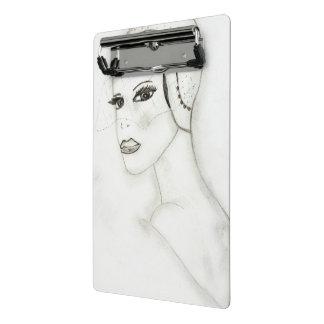 A New Flapper Girl Mini Clipboard