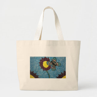 A New Life Large Tote Bag