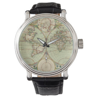 A new mapp of the world - Atlas Watch