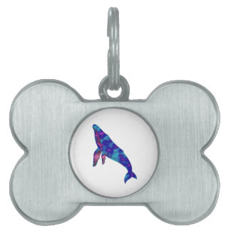 A NEW SONG PET NAME TAG