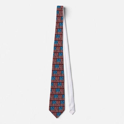 A New Twist on Old Glory Custom Ties