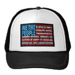 A New Twist on Old Glory Trucker Hat