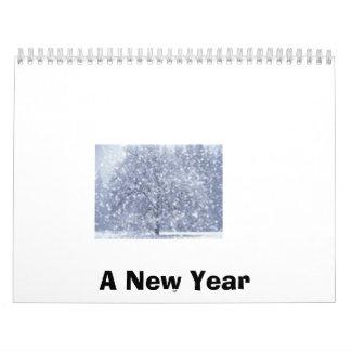 A New Year Calendars