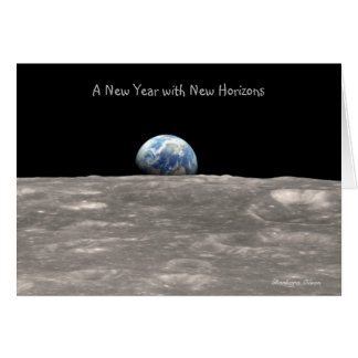 A New Year with New Discoveries: Card
