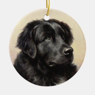 A Newfoundland Ornament