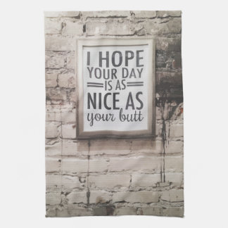 A Nice Day Kitchen Towel