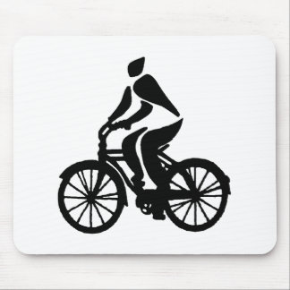A NICE RIDE MOUSE PAD