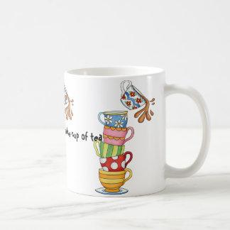 A Nice Time for Tea Coffee Mug