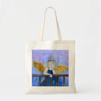 A Night Angel Advents to the Earth TOTE BAG