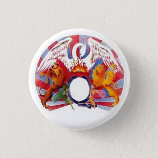 A Night at the Opera 1 Inch Round Button