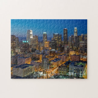 A Night in Los Angeles Puzzle