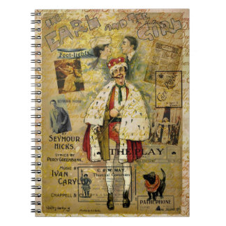 A Night on the Town Notebooks