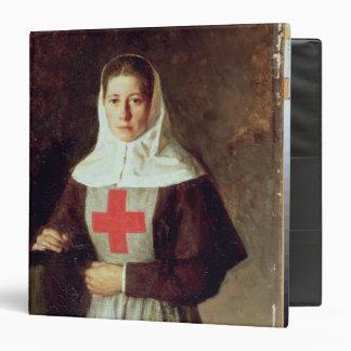A Nurse, 1886 Binder