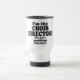 A obtenu un problème avec le ce, directeur de choe tasse à café