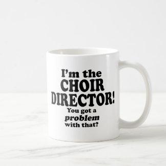 A obtenu un problème avec le ce, directeur de choe mug à café