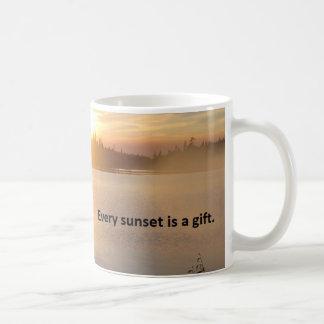 A one minute vacation mug